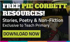 Free Pie Corbett Resources!