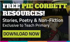 Free Pie Corbett Resources!