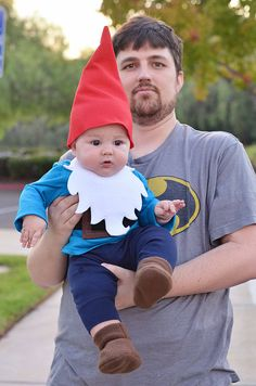 Garden Gnome Costume Tutorial Roundup