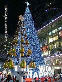 Christmas in Bangkok, THAILAND