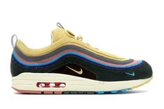 Buy and sell authentic Nike Air Max Sean Wotherspoon (Extra Lace Set Only) shoes and thousands of other Nike sneakers with price data and release dates.