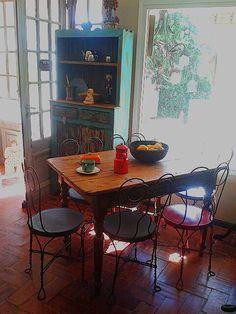 Ideas de decoración en punta del este la barra muebles restaurados casa de…