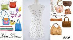 Combinando una solera. Party summer dresses look  https://m.facebook.com/YouDressUru