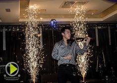 Fiesta de fin de año 2014 en el Hotel Beatriz Toledo Auditorium & SPA****. En las fotos podéis ver lo entregado que estaba el público y como disfrutaron de esta noche, gracias en gran parte a la ayuda de Divinevents! — en Hotel Beatriz Toledo Auditorium & SPA. Aqui tenemos las fotos de fin de año!!! una pasada!!! que bien lo pasamos!!!