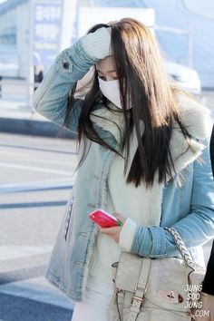 krystal, airport fashion