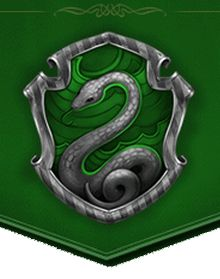 Proud Pottermore Slytherin