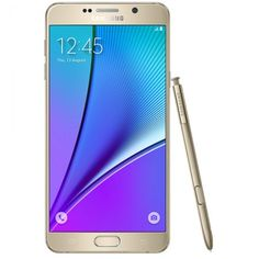 Samsung Galaxy Note 5 Dual Sim Factory Unlocked This Android phablet gets a stylish makeover, but beauty is in the eye of the two-handed beholder Mobile Price List, Mobile Phone Price, Seoul, Gold Factory, Smartphone Price, Latest Mobile Phones, Online Mobile, New Samsung Galaxy, Galaxy Note 5