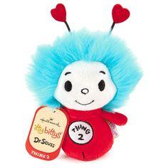 Dr. Seuss Thing Two itty bittys® Stuffed Animal