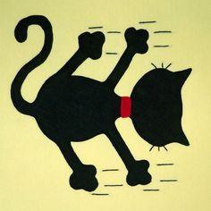 Aplicación de gato para camiseta