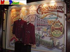 cool murals at disneyland - Google Search