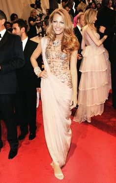 "Image result for blake lively ""chanel dress"""