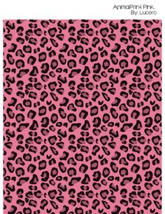 Papel deco Fans_Animal Print- Lucero rosa u. Cool Powerpoint Backgrounds, Wallpaper Backgrounds, Wallpapers, Pink Leopard Wallpaper, Paper Shoes, Papel Scrapbook, Printable Paper, Paper Decorations, Colouring Pages