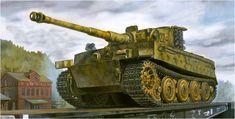 Tiger I, Ausf E
