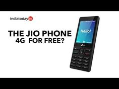 JioPhone is free but here is how much you will pay for using it for 3 years : Features, News - India Today