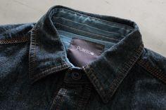 Pureego - 1930work L/S 工作襯衫