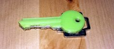 A parametric model to 3D print housekeys from photos / Boing Boing