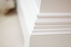 The purpose of skirting boards and architraves - Hampton & Harlow