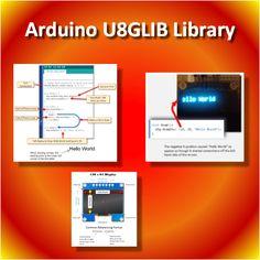 Arduino uglib library