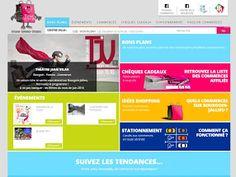 Création du site internet Passion Commerces , association des entreprises, artisans et commerçants de Bourgoin Jallieu. www.bourgoin-commerces.com