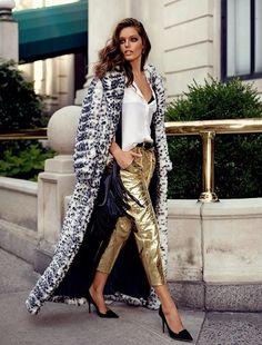Emily DiDonato for Vogue Spain