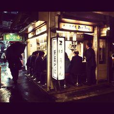 Corner Soba - Japan