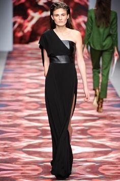 Fall 2012 RTW, Designer: Osman, Model: Dillon Duchesne