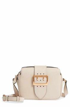 6f07080f8e Burberry Small Buckle Leather Crossbody Bag Handbags On Sale