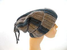 Hat - 2 in 1 Hat / Neckwarmer Neck Warmer, Knitted Hats, Beanie, Knitting, Handmade, Fashion, Moda, Hand Made, Tricot