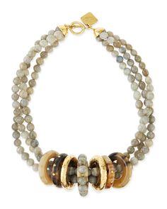 tinamotta: Ashley Pittman necklace .