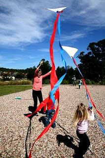 A KITE FLYING PARTY