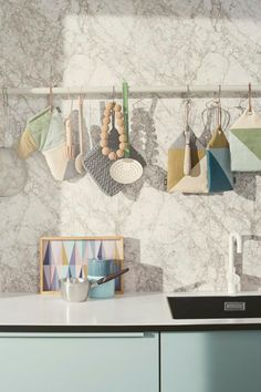 with marble - ferm living