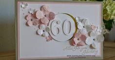 stampin up+zur Feier des Tages+60. Geburtstag+Geburtstag+runder Geburtstag