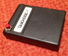 QUICKDISC Vintage 1980s  Game Cartridge for Commodore C64 - yet another fastload cartridge