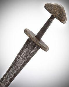 Espada vikinga - Siglo IX
