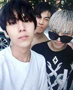 There's something magical about Suwoong's eyes....