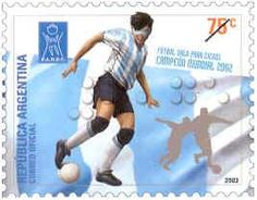 Un sello postal: tributo a 'Los Murciélagos' Small Art, Stamp Collecting, My Stamp, Postage Stamps, Catholic, Champion, Soccer, World, Sports