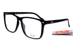 Ray-Ban Square 2428 Black Frame Transparent Lens RB1132 [RB1132] - $25.29 : Ray-Ban® And Oakley® Sunglasses Online Store