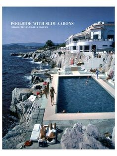 Poolside With Slim Aarons by Abrams on Gilt Home