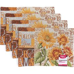 1000 Images About Placemats On Pinterest Placemat Place Mats And Studio Art