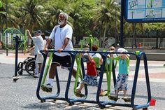 sporten in publieke ruimte - Google zoeken