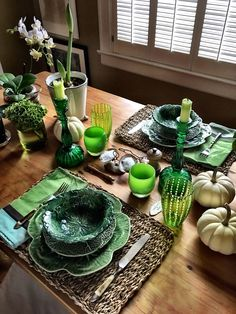 Setting the Table Before You Leave In the Morning » Ted Kennedy Watson