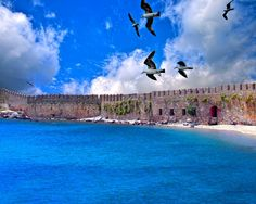 attractive awesome Alanya Turkey Wallpaper