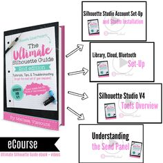 It's Here!! The Ultimate Silhouette Guide, Second Edition for V4 Released