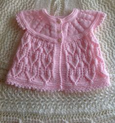 Baby Crochet Patterns Step by step - Crochet suit - Episode 5 (finishing) Baby Knitting Patterns, Baby Cardigan Knitting Pattern Free, Baby Patterns, Crochet Patterns, Knitting For Charity, Knitting For Kids, Free Knitting, Step By Step Crochet, Knitted Baby Clothes