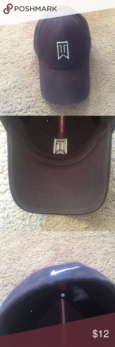 Men's Nike tiger woods hat Excellent condition Nike Accessories Hats