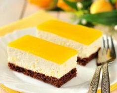 Tartelette façon entremets mangue et chocolat sans cuisson