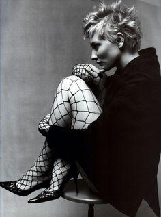 Cate Blanchett. S)