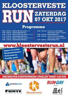 Kloosterveste Run – Wijk Kloosterveen
