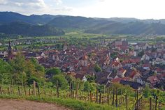 Gengenbach is a town in the district of Ortenau, Baden-Württemberg, Germany