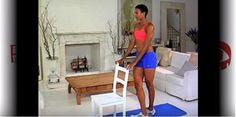 Zdjęcie 6 najlepszych ćwiczeń na wewnętrzne partie ud. Tylko 6 minut dziennie! #6 Beautiful Legs, Cardio, Thighs, Health Fitness, Workout, Sports, Physique, Diet, Diet Tips